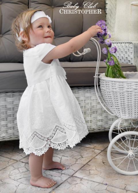 b562045c1d Biała sukienka do chrztu   Christopher