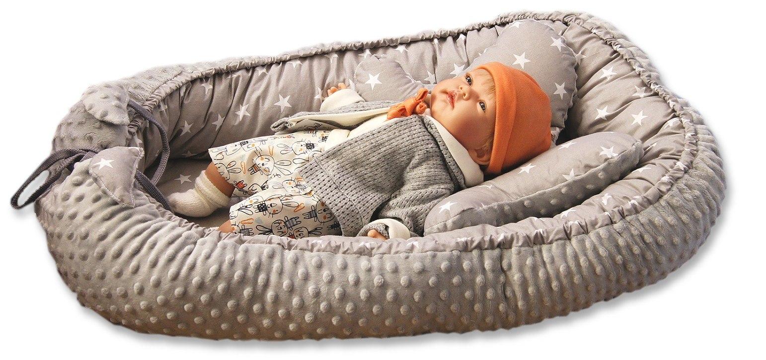 Kokon niemowlęcy , otulacz dla noworodka